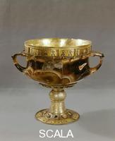 ******** Chalice of Byzantine emperor