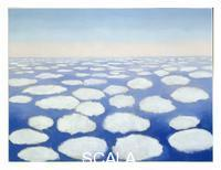 O'Keeffe, Georgia (1887-1986) Above the Clouds I, 1962-63