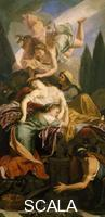 ******** Dido's death, by Antoine Coypel (1661-1722).