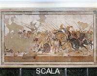 Roman art The Battle of Issus