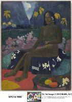 Gauguin, Paul (1848-1903) Te aa no areois (The Seed of the Areoi), 1892