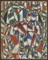 Leger, Fernand (1881-1955) Contrast of Forms, 1913