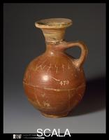 Phoenician Art Red Slip and Bichrome Ware. Phoenician. 7th century B.C.E