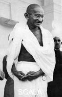 ******** Mohondas Karamchand Gandhi (1869-1948), Indian Nationalist leader