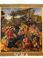 Lippi, Filippino (1457-1504) Adoration of the Magi