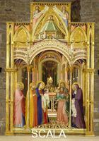 Lorenzetti, Ambrogio (1285-c. 1348) Presentation in the Temple