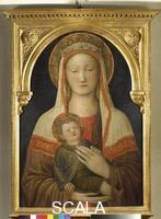 Bellini, Jacopo (1400-1470) Madonna and Child, c. 1450