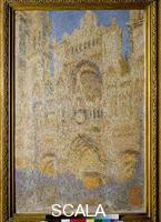 Monet, Claude (1840-1926) Rouen Cathedral, Midday
