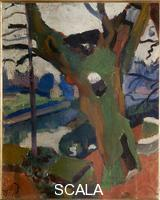 Derain, Andre' (1880-1954) The Old Tree, 1904