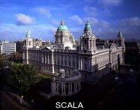 ******** The City Hall in Belfast. Belfast, Northern Ireland.