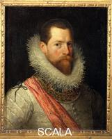 Pourbus, Frans the Younger (c. 1570 -1622) Portrait of Alessandro Farnese