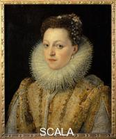 Pourbus, Frans the Younger (c. 1570 -1622) Portrait of Maria d'Aviz of Portugal