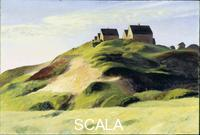 Hopper, Edward (1882-1967) Corn Hill (Truro, Cape Cod), 1930