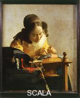 Vermeer, Jan (1632-1675) The Lacemaker