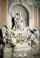 Rusconi, Camillo (1658-1728) Monument to Gregory XIII