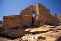 ******** Wupatki Ruins National Monument was home to an Anasazi culture, the ancestors to the Hopi, which began in 1064 AD. In this higher elevation area native farmers took advantage of more precipitation and better soils to cultivate their crops.