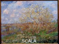 Monet, Claude (1840-1926) Le printemps, 1882