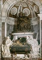 Bernini, Gian Lorenzo (1598-1680) Monument to Urban VIII