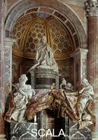 Bernini, Gian Lorenzo (1598-1680), school Tomb of Alexander VII