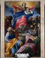 Carracci, Annibale (1560-1609) Assumption