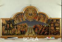 Angelico, Fra (1387-1455) Last Judgment