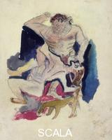 Kokoschka, Oskar (1886-1980) Murder of women:
