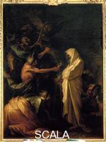 Rosa, Salvator (1615-1673) Saul and the Witch of Endor