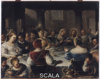 Giordano, Luca (1632-1705) Marriage at Cana