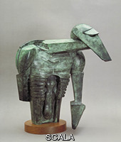 Epstein, Jacob (1880-1959) The Rock Drill, 1913-14 (cast 1962)