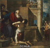 Guercino (Barbieri, Gianfrancesco called 1591-1666) The Prodigal Son