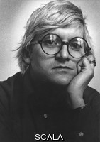 ******** David Hockney / Peintre / Photographe / photographie en 1973