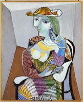 Picasso, Pablo (1881-1973) Seated Woman (Portrait of Marie-Therese), 1937