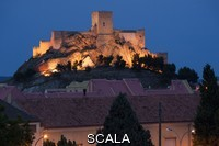 ******** The Castle of Almansa. Almansa, Albacete, Spain.