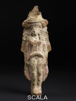 Egyptian art Figure. Ptolemaic. Production place:   Naukratis. Production date: 3rdC BC-2ndC BC. Findspot: Town