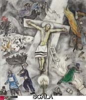 Chagall, Marc (1887-1985) White Crucifixion, 1938