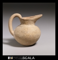 ******** Small terracotta jug. Early Helladic II period, ca. 2650-2150 B.C