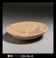 ******** Terracotta bowl. Early Helladic II period, ca. 2650-2150 B.C