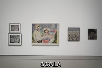 ******** Installation view of the exhibition 'Alibis: Sigmar Polke 1963-2010'. MoMA NY, April 19-August 3, 2014