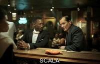 ******** Green book Sur les routes du sud. Green book. 2019. Real Peter Farrelly. Viggo Mortensen. Mahershala Ali. Ninja N Devoe. © Participant Media / DreamWorks / Amblin Partners