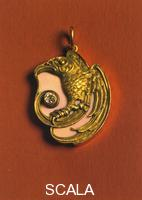 ******** Pendant in the form of an eagle