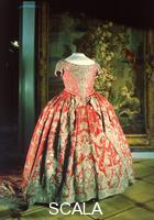 ******** Dress for the coronation of Catherine I
