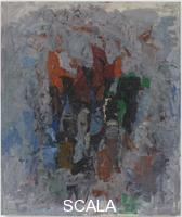 Guston, Philip (1913-1980) The Clock, 1956-57