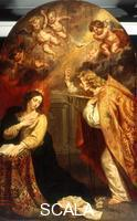 Seghers, Gerard (1591-1651) The Annunciation