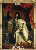 Rigaud, Hyacinthe (1659-1743) Louis XIV, King of France