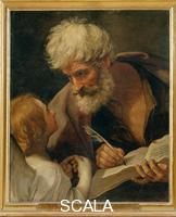 Reni, Guido (1575-1642) Saint Matthew the Evangelist