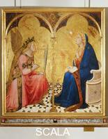 Lorenzetti, Ambrogio (1285-c. 1348) Annunciation, The