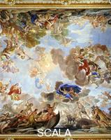 Giordano, Luca (1632-1705) Ceiling - d. (mithological scenes)