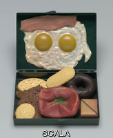 Oldenburg, Claes (b. 1929) False Food Selection, c. 1966 - open