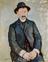 Camoin, Charles (1879-1965) Portrait of Albert Marquet, 1904