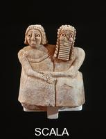 ******** Statue of man and woman embracing